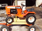 NEW 1982 Case 220 Lawn Tractor No Reserve