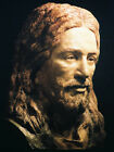 Jesus Christ Life Size Sculpture Bust   Shroud of Turin Gives inspiration to all