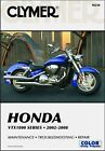 2002-2008 Honda VTX 1800 VTX1800 CLYMER REPAIR MANUAL M230