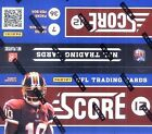 2012 PANINI SCORE Football 2-BOX LOT Rookie Card RC 36-Pack Boxes AUTO? Luck RG3