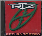 RTZ - RETURN TO ZERO CD