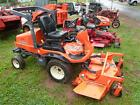 2010 Kubota F2680E Commercial Front Cut Lawn Mower w 60 Deck 26HP GOOD SHAPE
