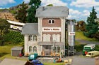 130228 Faller HO Kit of an Industrial Mill - Patinated model - NEW