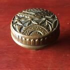 Antique Branford Collectible  Bamboo Decorated  Picket Fence Edging Door Knob