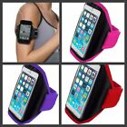 Sports Armband Case Holder Gym Running Jogging Arm Band Strap For SAMSUNG S7 S8