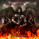 Heretic Nation by Vendetta (CD, 2009) - Heavy Power Metal - UK Band