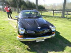 Volkswagen Karmann Ghia Base 1974 karmann ghia restored solid original car black ready to drive fun