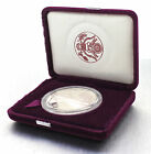 1991 United States American Eagle Silver Proof Box Papers Coin