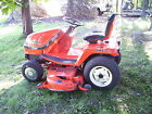 KUBOTA G1900 Diesel Hydrostatic 60 Deck Low Hours 4 Wheel Steering