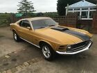 1970 FORD MUSTANG 302 V8 MANUAL FASTBACK WITH MODS
