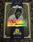 2005 Donruss Diamond Kings Andre Dawson Auto Card #46 50 Nr Mt