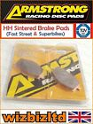Armstrong Front HH Brake Pad Linhai LH50 Prince (Scooter) 2007-09 PAD320091