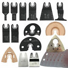 40 Mix quick change oscillating tool saw blades for Fein ,Black&Decker ,Dewalt