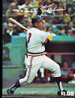 1974 Harmon Killebrew life Program 32 pages tear on front bxyba
