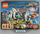 LEGO Pirates of the Caribbean - 4181 Isla De Muerta NISB Jack Sparrow Swann