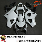 Drilled Molded Unpainted Fairing Kit Bodywork Set For HONDA CBR 954RR 2002 2003