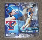 2003 MCFARLANE MLB SERIES 4 ERIC HINSKE WHITE VARIANT ACTION FIGURE NEW NIP