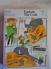 Explode The Code 7 Nancy Hall New UNUSED