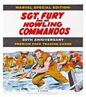 Sgt. Fury and The Howling Commandos 50th Anniversary Premium Pack Trading Cards