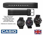 Genuine Casio Watch Strap Band for EQW-M600C EQS-500 ERA-200B ERA-300B EQS500