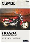 1995-2007 Honda Shadow VT 1100 Aero Sabre Spirit ACE CLYMER REPAIR MANUAL