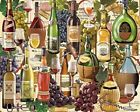 White Mountain Puzzles Wine Country - 1000 Piece Jigsaw Puzzle New
