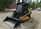 2013 JCB 300T Eco T4 Crawler Skid Steer Loader
