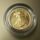 2002 W 1 10 oz 5 Dollars American Eagle Proof Gold Coin West Point