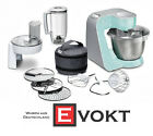 BOSCH MUM58020 Food Processor PlanetaryMixing Mint Turquoise 1000W Genuine New