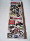 Scrapbooking Stickers Cardstock Paper House 13 Fun Mud Off Road Motorcycles