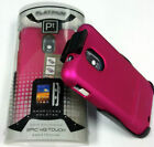 Platinum Smartcase W Holster For Samsung Epic 4G Touch Galaxy S II STC22SP Pink