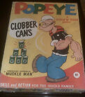 POPEYE THE SAILOR RARE CLOBBER CANS GAME