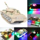 Kids Toy Military Army Tank Electronic Moving Flashing Light Sounds Dynami Gift