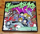 Janne Da Arc - Complete Box - Japan 6 CD + 3 DVD Acid Black Cherry Free Shipping