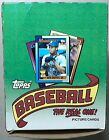 1990 Topps Baseball Rack-Pack Box 24ct. Gonzalez, Thomas, Sosa Rookies??