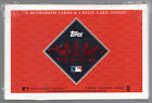 2012 TOPPS TIER ONE BASEBALL FACTORY SEALED HOBBY BOX - 2 AUTOS