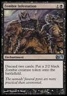 1x Zombie Infestation M12 MtG Magic Black Uncommon 1 x1 Card Cards