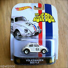 2014 Hot Wheels THE LOVE BUG 53 VOLKSWAGEN BEETLE diecast RETRO ENTERTAINMENT