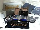 Kissin' Dynamite Megalomania box set sunglasses signed kissing only 500 made cd