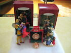 HALLMARK ORNAMENTS21997Nativity Tree Hunchback 11991Visions Of Santa