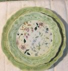 Set of 3 Tracy Porter The Evelyn Collection Hand Painted Plates