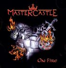 MASTERCASTLE - ON FIRE  CD NEW+