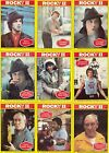 2016 Topps Rocky 40th Anniversary Complete Set - Checklist Added 14