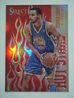 2012-13 Select Stephen Curry Red Hot Stars Refractor #20 25 WARRIORS