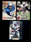 1994 Stadium Club CORTEZ KENNEDY Seattle Seahawks Members Only Rare Card Lot