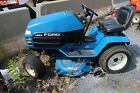 Ford New Holland LS25 Lawn Tractor w 125HP 38 Mulch Deck Mechanics Special