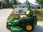 2015 JOHN DEERE Z970R 72 COMMERCIAL ZERO TURN MOWER H124917