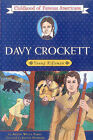 USED GD Davy Crockett Young Rifleman Childhood of Famous Americans