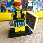 LEGO 71013 Minifigures SERIES 16 SCALLYWAG PIRATE #9 SEALED Minifig bald map