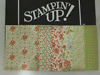 Stampin Up Designer Series Paper Card Front Layers A2 DSP Fronts RETIRED